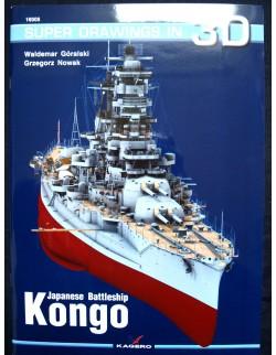 JAPANESE BATTLESHIP KONGO By Waldemar Góralski, Grzegorz Nowak