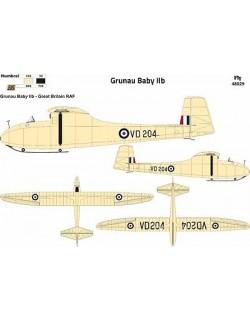 Grunau Baby IIb RAF, FLY 48029, SCALE 1/48