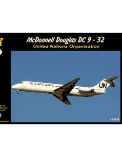 DC 9-32 UN, FLY 14404, SCALE 1/144