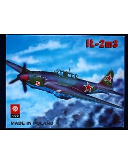 IŁ-2m3, FAMOUS SOVIET ATTACK AIRCRAFT, ZTS PLASTYK S-004