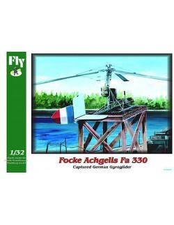 FOCKE ACHGELIS FA 330 (CAPTURED GERMAN GYROGLIDER), FLY 32009, SCALE 1/32
