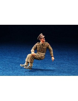 DEF.MODEL, WWII British Jeep Officer (1 FIGURE), DO35003,1:35