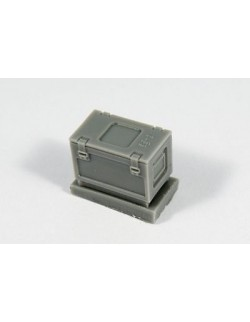 PANZER ART, 1:35, RE35-369 British ammo boxes for 0,303 ammo (metal pattern)