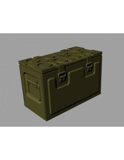 PANZER ART,1/35 RE35-185 C206 British Ammo Boxes (25 Pdr Gun)