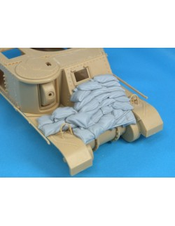 """PANZER ART,RE35-196 Sand Armor for M3 """"Grant"""" (North Africa), 1:35"""