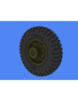 RE35-262 Bedford QLC Road Wheels (AVON), SCALE 1:35 PANZERART