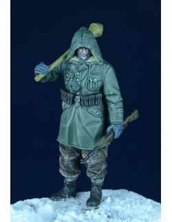 "D-Day Miniature, 35005, 1/35 German SS Grenadier in Anorak ""Eastern Front 2"