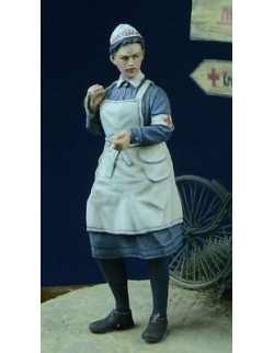 D-Day Miniature, 35016, 1/35 German DRK Nurse 1939-45
