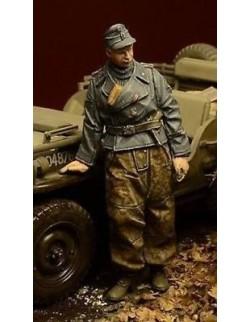 D-Day Miniature, 35026,1:35, Waffen SS tanker, Ardennes 1944