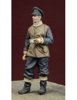 D-Day Miniature, 35032,1:35,ROYAL NAVY OFFICER 1939-45 (1 figure)