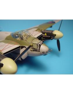 AIRES 4177, Mosquito FB Mk. VI gun bay, Scale 1/48