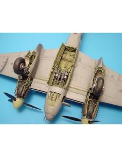 AIRES 4152, MOSQUITO FB Mk.VI bomb bay, Scale 1/48
