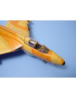 AIRES 4130, Hawker HUNTER FGA.9 detail set, Scale 1/48