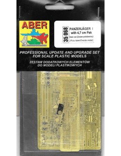 PE for PANZERJAGER I Basic set,  ABER 35068, SCALE 1/35