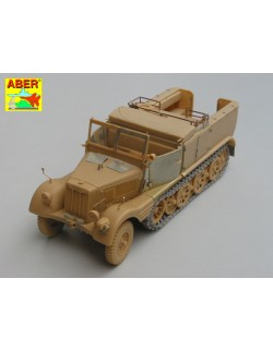 PE for ,German 3 ton half-track. Sd. Kfz.11 Vol 1 Basic set. ABER  35115, SCALE 1/35