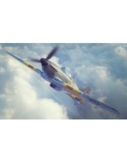 FLY 72044, Hawker Hurricane Mk.IIb, (Hasegawa sprues) , SCALE 1/72