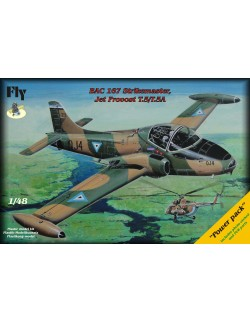"BAC 167 Strikemaster, Jet Provost T.5/T.5A ""Power pack'', FLY 48016, SCALE 1/48"