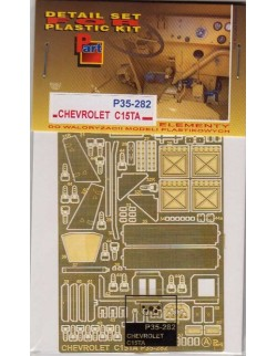 PE FOR Chevrolet C15TA (IBG) 1/35 - P35282