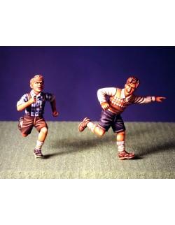 DEF.MODEL (DOUG'S ORGIN.), Running Child (2Fig.s) DO35001 1:35