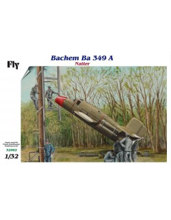 Bachem Ba 349 A Natter , FLY 32002, SCALE 1/32