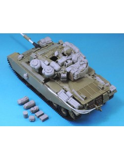 LEGEND PRODUCTION, LF1288 IDF Centurion Stowage set, 1:35