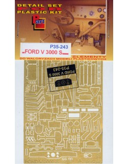 PE FOR Ford V 3000 S (ICM) 1/35 - PART P35243