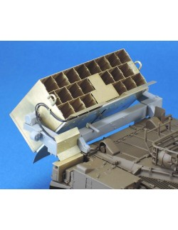 LEGEND PRODUCTION , LF1330 IDF CARPET Launcher set , SCALE 1:35