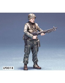 LEGEND PRODUCTION, LF0018, USMC M60 Gunner (Vietnam) 1 FIGURE, SCALE: 1:35