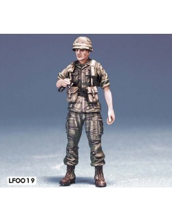 LEGEND PRODUCTION, LF0019 USMC Recon' (Vietnam) 1 FIGURE, SCALE: 1:35
