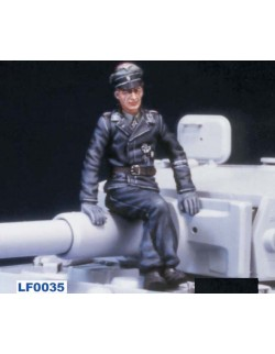 LEGEND PRODUCTION, LF0035, German Tank Crew (Wittmann),1:35