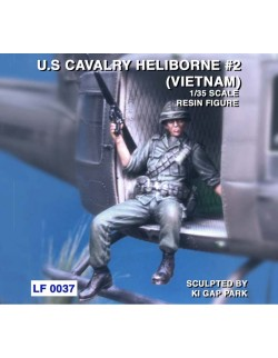 LEGEND PRODUCTION, LF0037, US Cavalry Heliborne 2 (Vietnam), 1:35