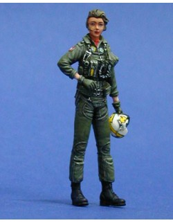 LEGEND PRODUCTION, LF0043, US Navy Woman Pilot 1, 1:35