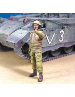 LEGEND PRODUCTION, LF0046, IDF Tank Crew 1, 1:35