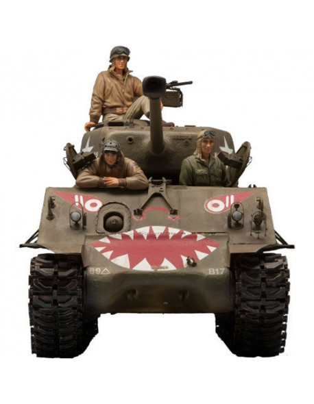 SOL RESIN FACTORY, MM179, 1:16, M4A3E8 Sherman Easy Eight (KOREAN WAR) + 3  Tank - Wildcat's Models Marcin Kita