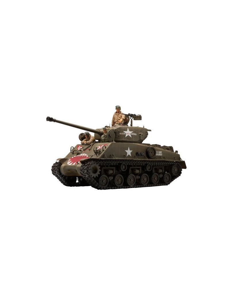 SOL RESIN FACTORY, MM179, 1:16, M4A3E8 Sherman Easy Eight