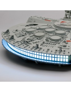 SOL RESIN FACTORY, C696, 1:72, STAR WARS Millennium Falcon Detail up kit