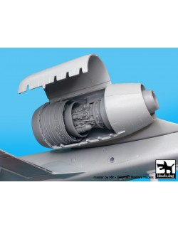 A-10 engine cat.n.: A48036 for Italeri , BLACK DOG, 1:48