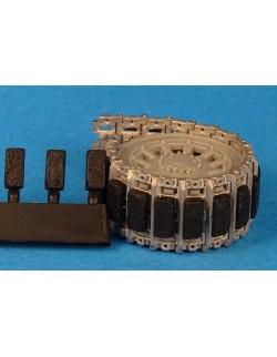 MASTERCLUB, MTL35103, METAL TRACKS for Centurion, 1:35