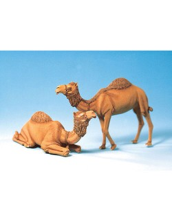 SOL RESIN FACTORY, CAMEL SET, cat.no.MM072, 1:35
