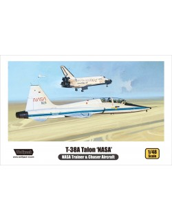 Wolfpack WP10002, T-38A Talon 'NASA' - PLASTIC MODEL KIT , SCALE 1/48