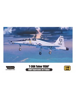 Wolfpack WP10001, T-38A Talon 'USAF' - PLASTIC MODEL KIT , SCALE 1/48