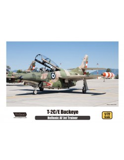 Wolfpack WP10009, T-2C/E Buckeye 'Hellenic AF'- PLASTIC MODEL KIT , SCALE 1/72