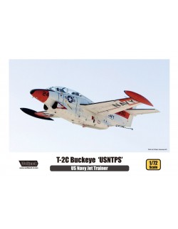 Wolfpack WP10006, T-2C Buckeye 'US Naval Test Pi- PLASTIC MODEL KIT , SCALE 1/72