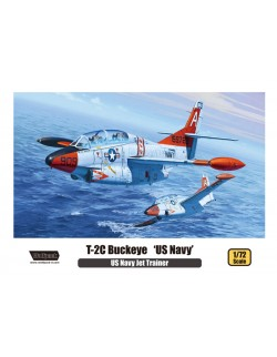 Wolfpack WP10005, T-2C Buckeye 'US Navy' - PLASTIC MODEL KIT , SCALE 1/72