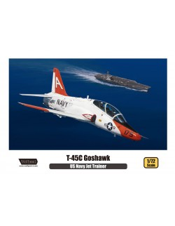 Wolfpack WP17205, T-45C Goshawk - PLASTIC MODEL KIT , SCALE 1/72