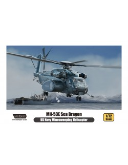 Wolfpack WP17206, MH-53E Sea Dragon 'US Navy' - PLASTIC MODEL KIT , SCALE 1/72