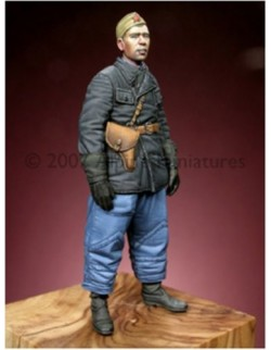ALPINE MINIATURES 35040, WW2 Russian Tank Crew, SCALE 1:35
