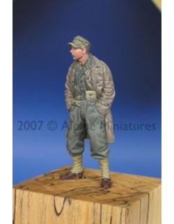 ALPINE MINIATURES 35051, WW2 US Tank Crew  1, SCALE 1:35