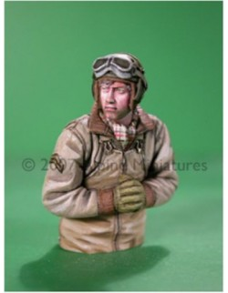 ALPINE MINIATURES 35034, US Tank Crew in Winter 2, SCALE 1:35