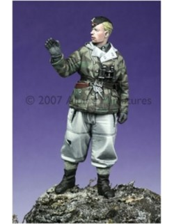 ALPINE MINIATURES 35037, Winter Panzer Crew, SCALE 1:35